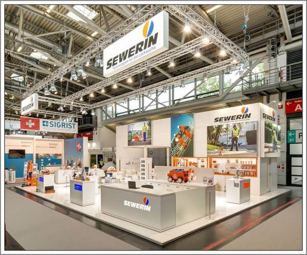 Exhibition Stand Regulations : Virtual exhibition stand sewerin